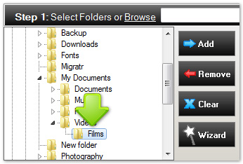 Where to search Duplicate Files?